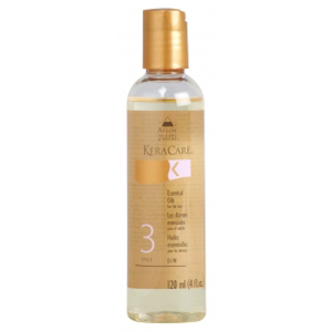 Keracare Essential Oils For The Hair -hiusöljy (120ml)