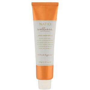 Natio Wellness Hand Cream SPF 15 100ml