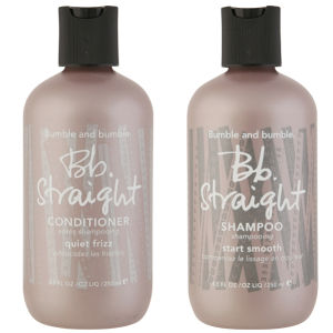 Duo Bb Straight - champú y acondicionador
