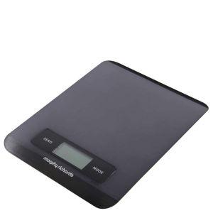 Morphy Richards 46180 Electronic Kitchen Scales - Black