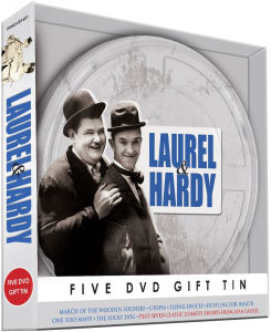 Laurel and Hardy Film Reel Verzameling