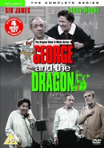 GEORGE AND DRAGON DVD