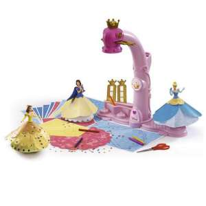 Disney Princess 3D Projector Dress Designer