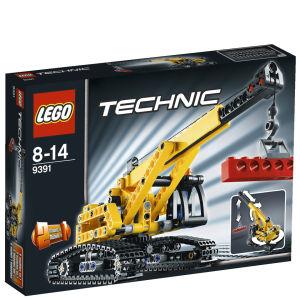 LEGO Technic: Crawler Crane (9391)