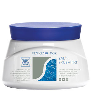 Esfoliante Salt Brushing da Dead Sea Spa Magik 500 g
