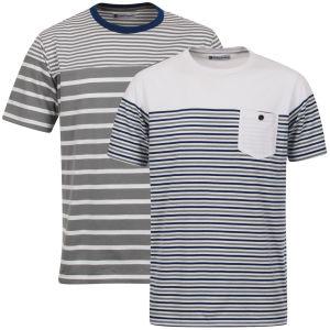 Tom Frank Men's 2-Pack T-Shirt - Grey
