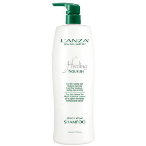 L'Anza Healing Nourish Stimulating Shampoo 1000ml (Worth £91.00)