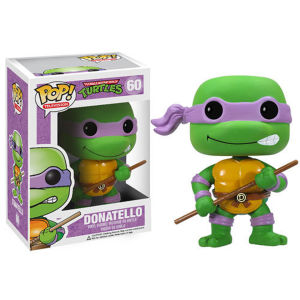 Figurine Donatello Tortues Ninja Funko Pop!
