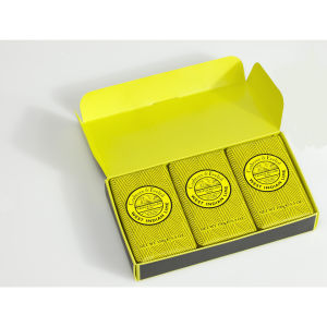Crabtree & Evelyn West Indian Lime Set (incluye 3 jabones) (450 g)