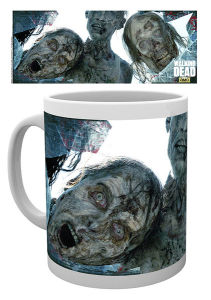 The Walking Dead Window - Mug