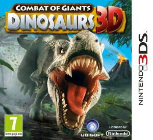 Combat of Giants: Dinosaurs 3D (3DS)