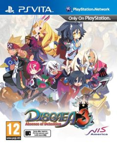 Disgaea 3: Absence of Detention (Vita)