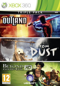 Beyond Good And Evil, Outland And From Dust Triple Pack
