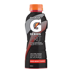 Gatorade G Series 03 Recovery Sports Drink - 12 x 500ml Bottle