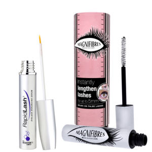 The Ultimate Lash Lengthening Duo (RapidLash & Magnifibres) - Das ultimative Duo zur Wimpernverlängerung