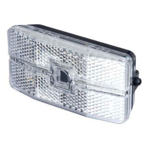 Cateye HL-560 Front LED Light W/Reflect