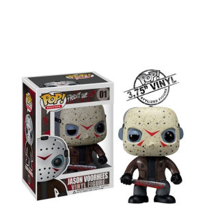 Friday The 13th Jason Voorhees Funko Pop! Vinyl