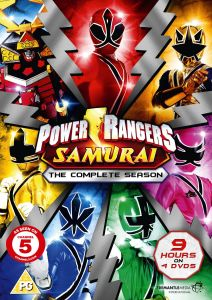 Power Rangers: Samurai - The Complete Collection