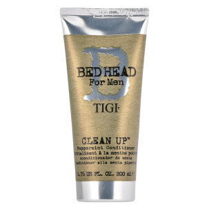 TIGI Bedhead for Men Clean Up Peppermint après-shampooing à la menthe (200ml)
