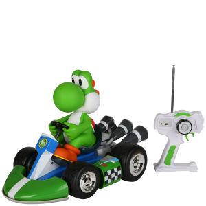 Mario Kart Nintendo Wii: Radio Control Kart - Yoshi (40cm)