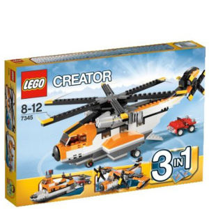 LEGO Creator: Transport Chopper (7345)