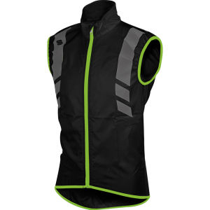 Sportful Reflex 2 Gilet - Black/Yellow Fluo