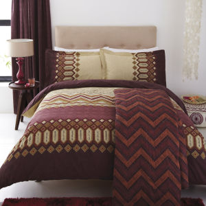 Essentials Cruz Duvet Cover Set
