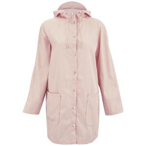 Glamorous Women's Rain Mac - Pink