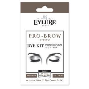 Eylure Pro-Brow Dybrow -kestoväri kulmakarvoille, Black