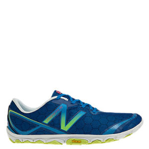 New Balance Men's MR10BY2 Minimus Running Shoes - Blue/Yellow
