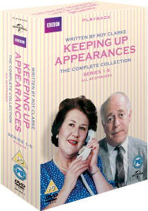 Keeping Up Appearances - Complete Verzameling