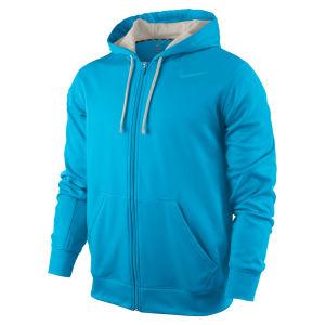 Nike Men's KO Full Zip Hoody 2.0 - Vivid Blue