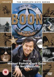 Boon - Seizoen 4 - Compleet