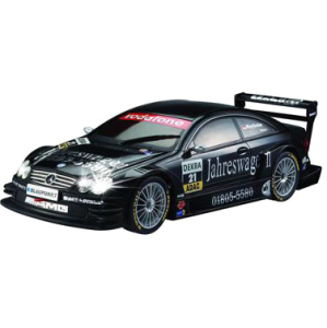 Race Tin: AMG Mercedes CLK DTM 1:10 Scale Remote Control Car