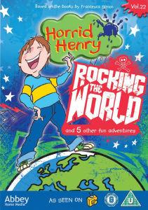 Horrid Henry: Rocking The World