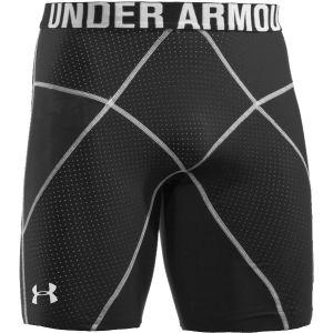 Under Armour Men's Coreshort Prima - Black/White