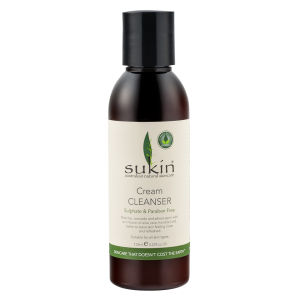 Sukin Cream Cleanser (125 ml)