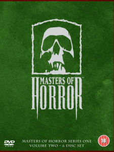 Masters Of Horror - Series 1 Volume 2