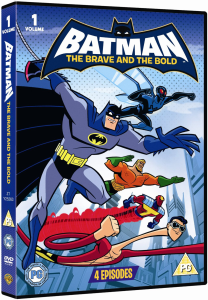 Batman - The Brave And The Bold