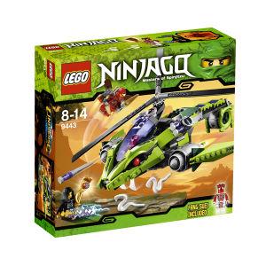 LEGO Ninjago: Rattlecopter (9443)