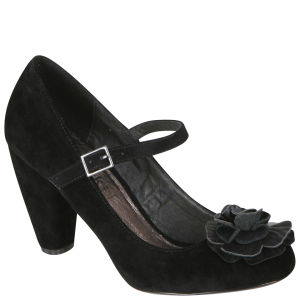 Stylist Pick 'Daisy' Women's Court Shoe  - Black