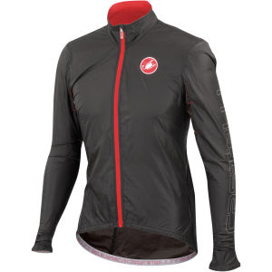 Castelli Velo Windbreaker Jacket - Black