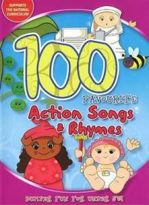 100 Favourite Action Songs And Rhymes