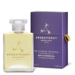 Aromatherapy Associates De-Stress Muscle Bath & Duschöl (55 ml)