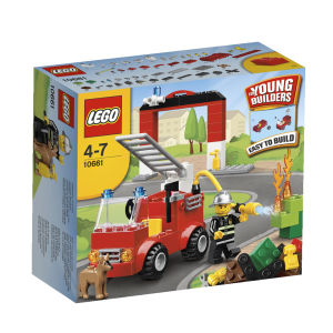LEGO Bricks and More: My First Fire Station (10661)