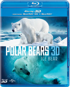 Polar Bears 3D: Ice Bear