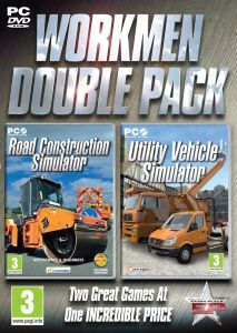 Workmen Double Pack - Road Construction & Utility Vehicle Simulator