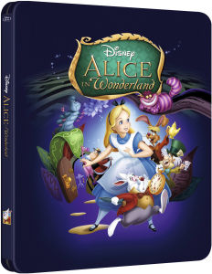 Alice in Wonderland - Zavvi UK Exclusive Limited Edition Steelbook (The Disney Collection #11)