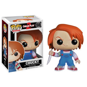 Childs Play Chucky Pop! Vinyl Figur