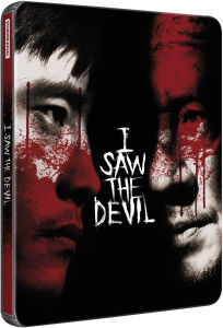 I Saw the Devil - Zavvi Exclusive Limited Edition Steelbook (Ultra Limited Print Run)
